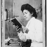 963px-African_American_woman,_half-length_portrait,_facing_left,_reading_book_LCCN98519372
